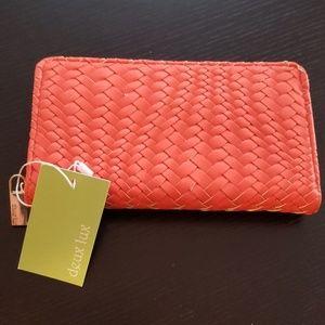 Deux Lux Bond Zip Wallet